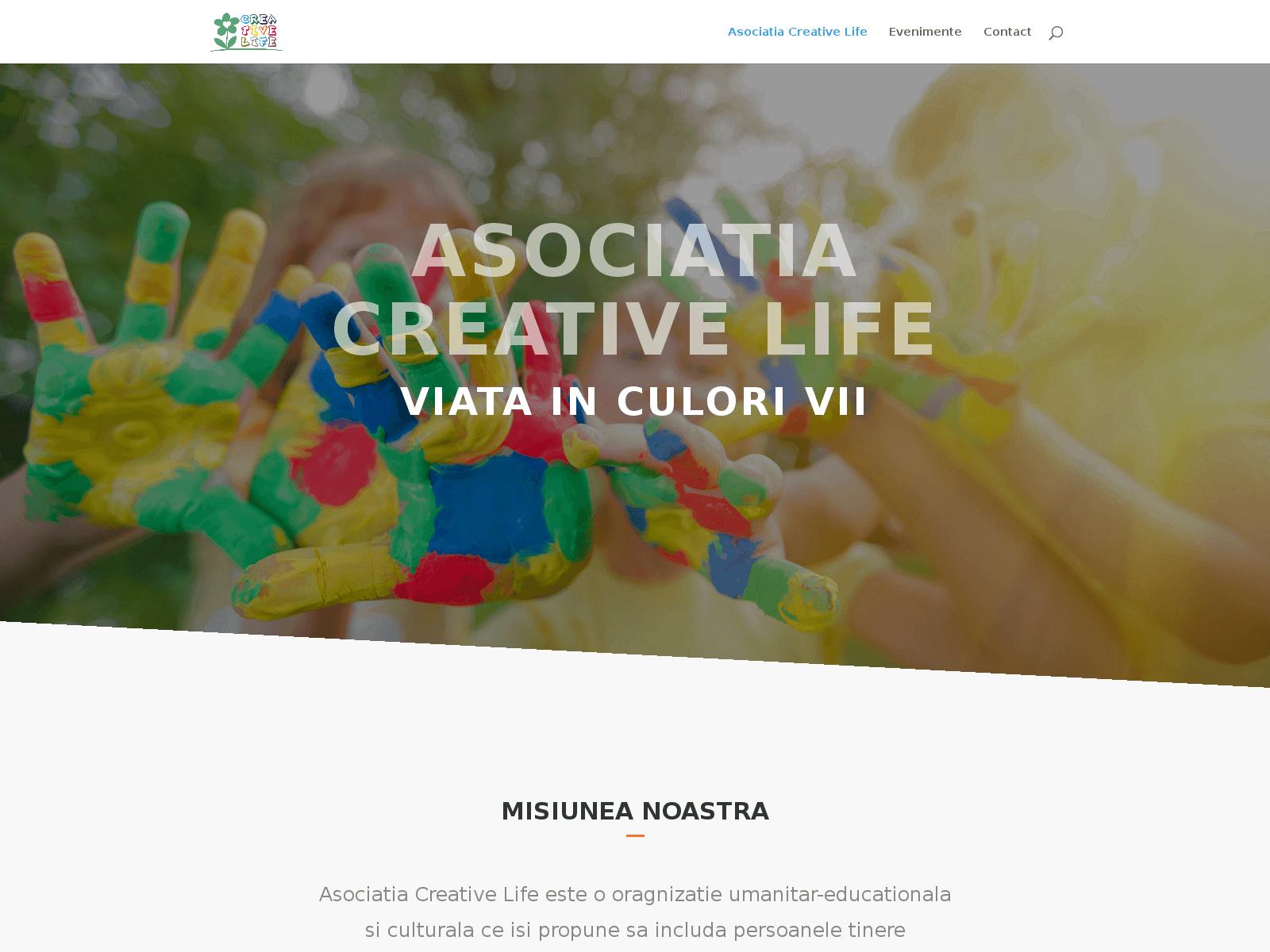 Asociatia Creative Life