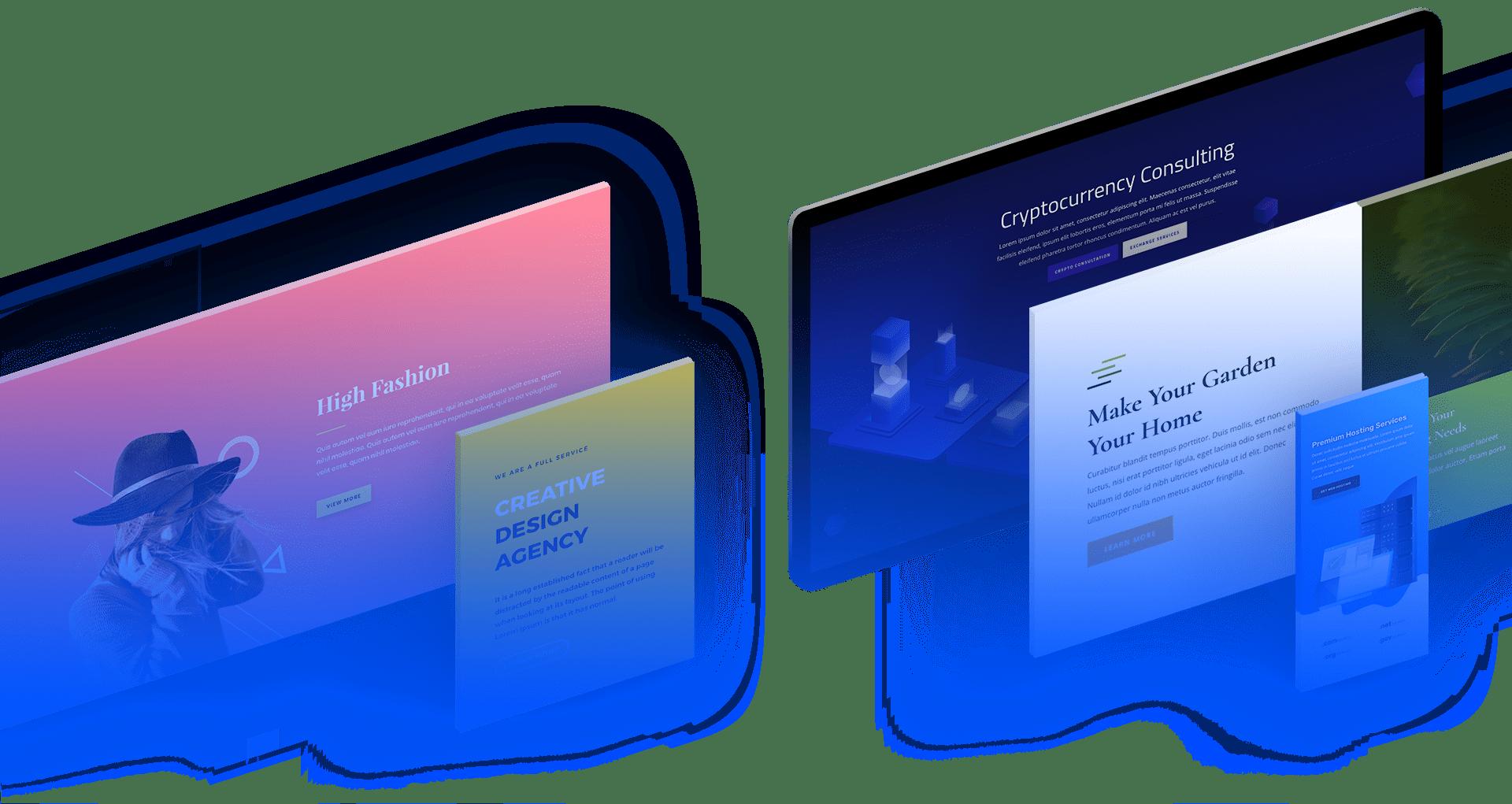 servici web design