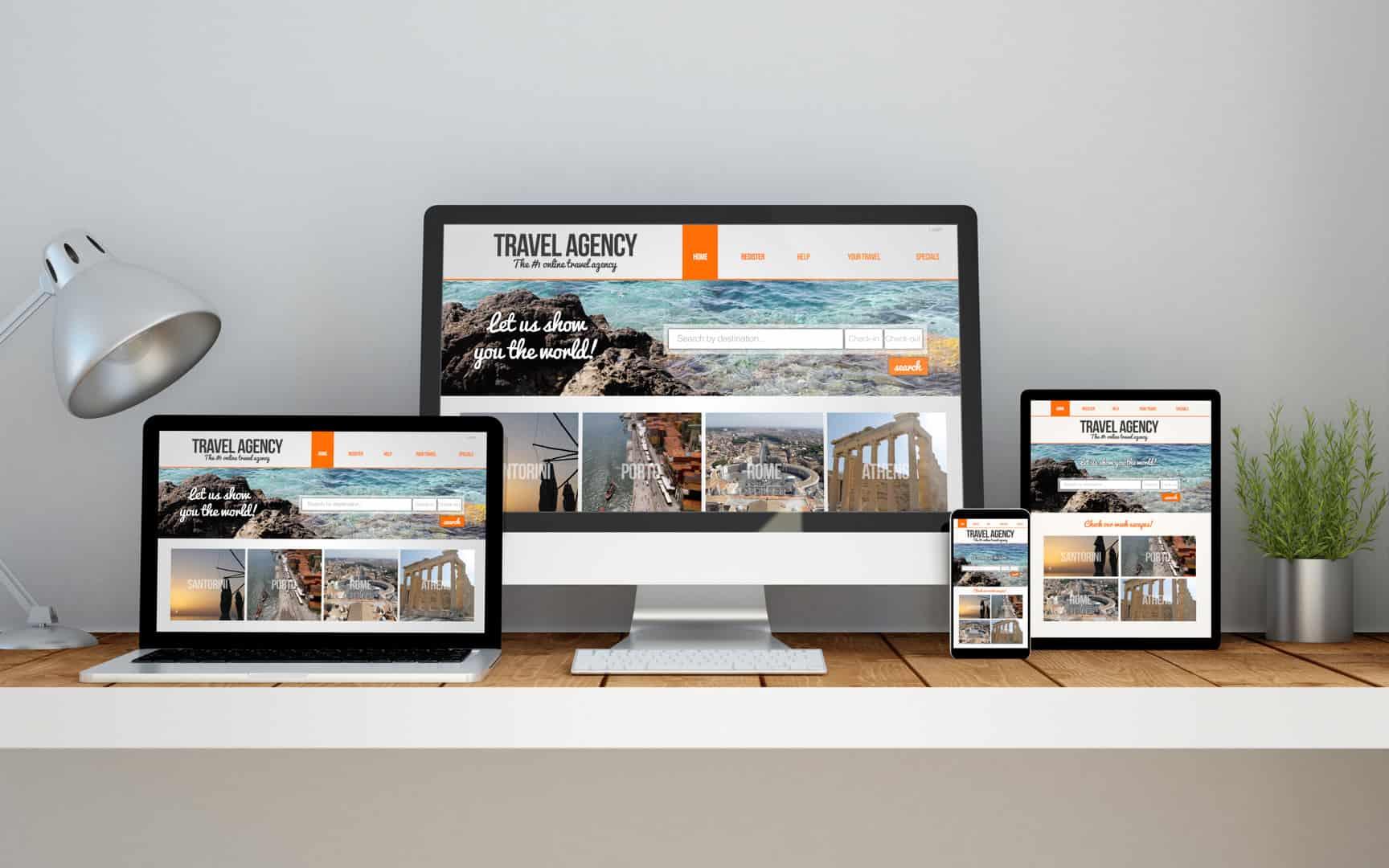 agentie web design constanta