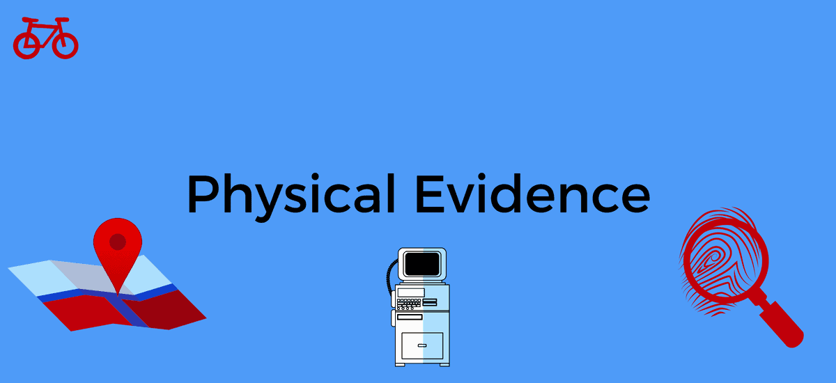 What is Physical Evidence? | Red Bike Marketing